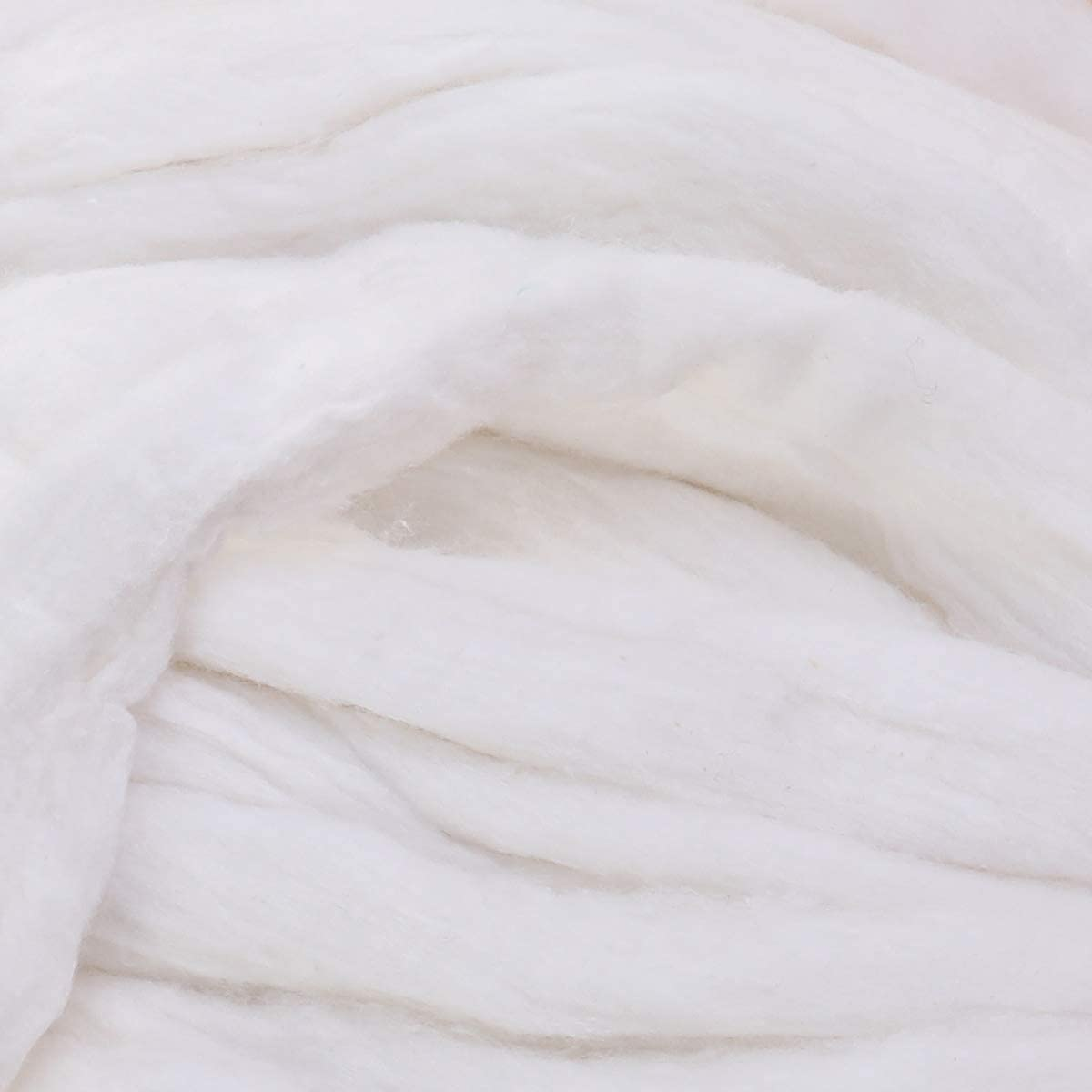 Algod/ón absorbente alto Rollos de algod/ón de Beaupretty Tiras de algod/ón desengrasante Algod/ón absorbente de agua para peluquer/ía