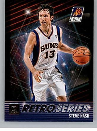 9bf2ee97031 2018-19 Donruss Retro Series Basketball Card  28 Steve Nash Phoenix Suns  Official NBA
