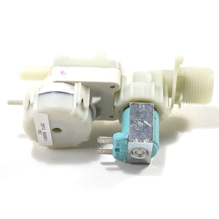 Bosch 00092188 Dishwasher Water Inlet Valve Genuine Original Equipment Manufacturer (OEM) Part