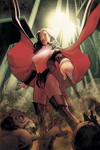 Zatanna: The Mistress of Magic (Zatanna Superhero)