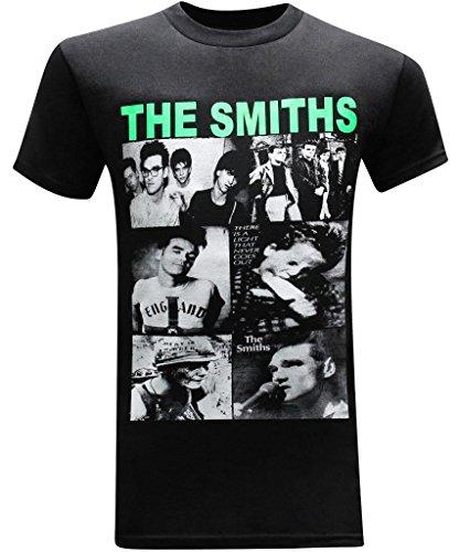 Smiths Rock Band Mens T Shirt