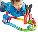 disney motorized train - Fisher-Price Disney Mickey Mouse Clubhouse, Mouska Train Express Playset