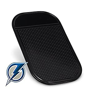 Blue Lightning Anti-Slip Radar Detector Dash Mat