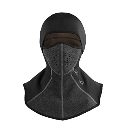 Home New Outdoor Windproof Motorcycle Under Helmet Thermal Ski Fleece Face Mask More Discounts Surprises