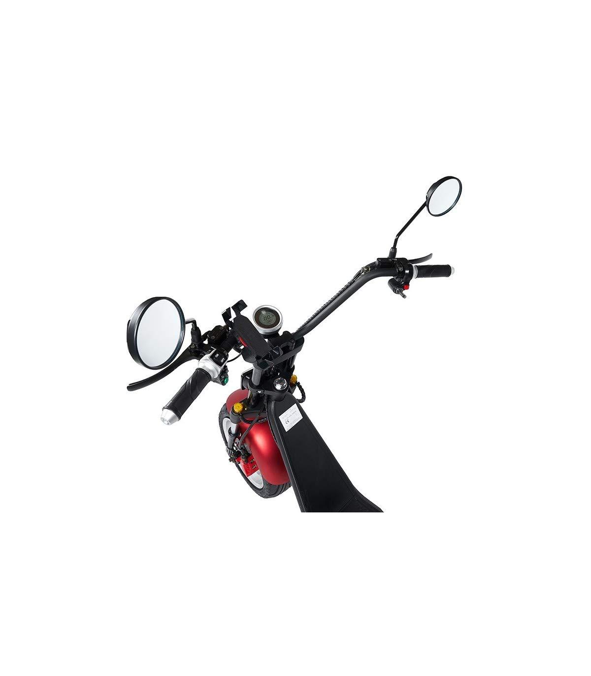 ECOXTREM Moto electrica Scooter de 1200w bateria 60v 12Ah ...
