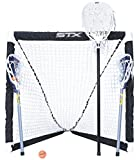 STX FiddleSTX 3 Player Mini Lacrosse Game Set