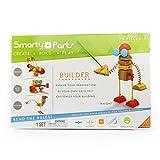 STEM TOYS Smarty Parts Builder Building Set, 75 Pieces by Blip Toys
