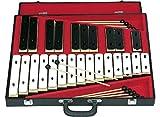 Rhythm Band 25 Note Chromatic Plastic Resonator Bell Set