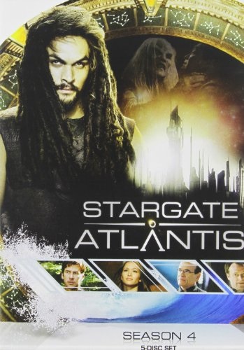 DVD : Stargate Atlantis: Season 4 [WS] [5 Discs] [Sensormatic] [Checkpoint] (, Dolby, AC-3, Repackaged, Widescreen)