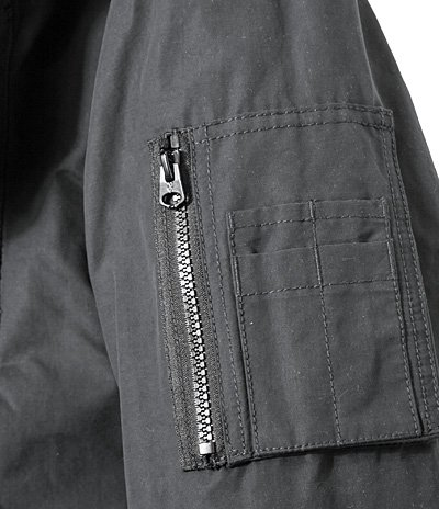 Marc O'Polo Herren Jacke Jack Baumwolle modisches Langarmoberteil Unifarben, Größe: M, Farbe: Grau