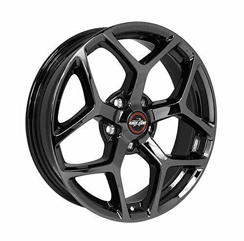 Race Star 95 Recluse Black Chrome 18x10.5 5x120BC 7.00BS GM ()