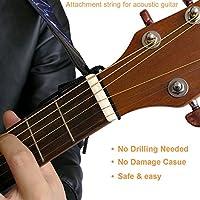 Paquete de correa de guitarra que incluye un conjunto de ...