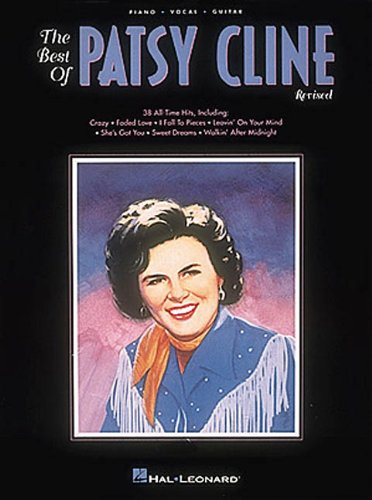 The Best of Patsy Cline: Piano / Vocal / Guitar, Revised - Piano Country Bluegrass