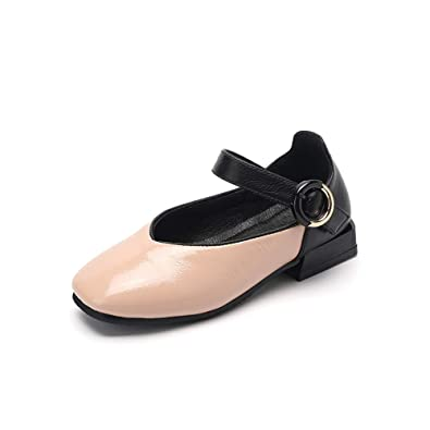 Girls Flat Shoes Mary Jane Shoes Walking Shoes Loafers