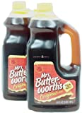 Mrs. Butterworth's original syrup, Thick-n-Rich!,64 fl oz Jug,pack of 2