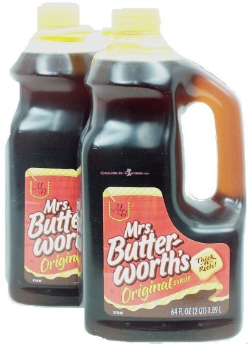 riginal syrup, Thick-n-Rich!,64 fl oz Jug,pack of 2 (Original Syrup)