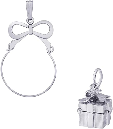 Rembrandt Charms Gift Box Charm