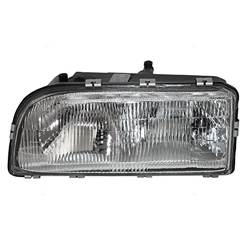 Drivers Headlight Headlamp Replacement for Volvo 91594127
