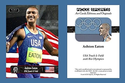 ashton-eaton-new-aceo-sports-card-2016-rio-olympics-usa-decathlon-track-field-in-a-one-touch-magneti