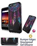zte emblem phone cases - for 5
