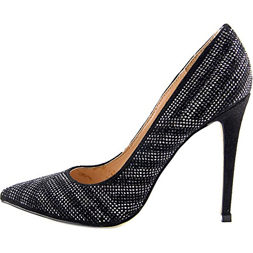 Classic Womens SOHO Pumps Pointed Black ZIGI Toe Taran UHX5wq