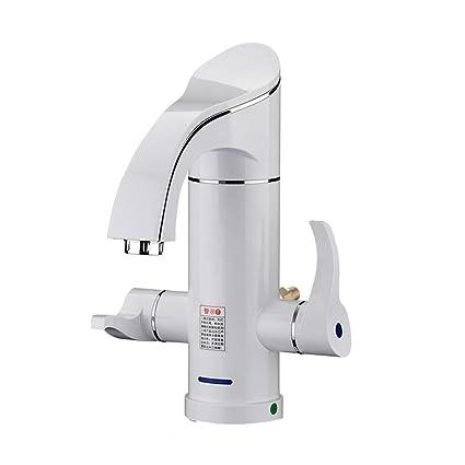 Calentador de agua eléctrico instantáneo de la calefacción - 220V 3.4kw Calentador de agua caliente