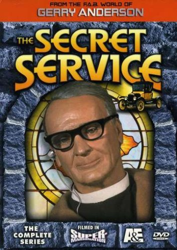 The Secret Service - The Complete Series by A&E