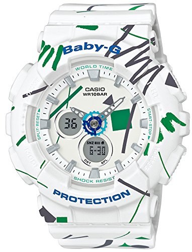 CASIO Ladies Watch BABY-G BA-120SC-7AJF