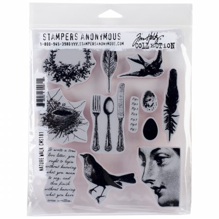 tim-holtz-cling-rubber-stamp-set-7x85-nature-walk