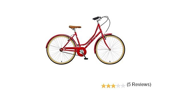 Viking Campus - Bicicleta de Paseo para Mujer, Ruedas de 26 ...