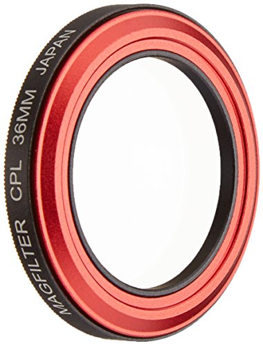 36mm CPL MagFilter Photography & Cinema Circular Polarizer FOR Canon S95 S100 S110 by Photography & Cinema
