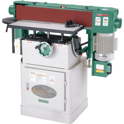 Grizzly G0563 Oscillating Edge Sander, 2-HP For Sale