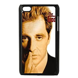 iPod Touch 4 Case Black Godfather ADK Cell Phone Case Active Generic