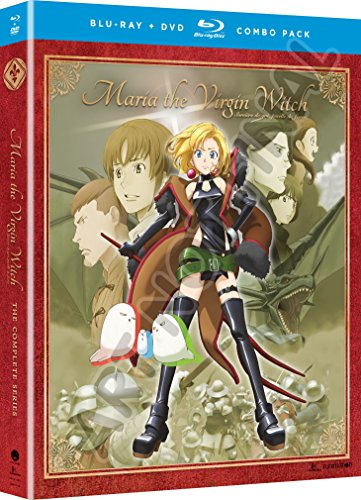 Maria the Virgin Witch: The Complete Series (Blu-ray/DVD Combo)