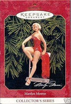 (Hallmark Keepsake Ornament Marilyn Monroe Collector's Series 1999)