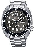 "SEIKO PROSPEX ""Turtle"" Diver's 200M Automatic Watch Grey Sunburst Dial SRPC23K1"