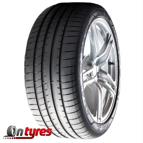 All Weather Tire Goodyear Eagle F1 Asymmetric 3-235//45//R18 98Y C//A//69