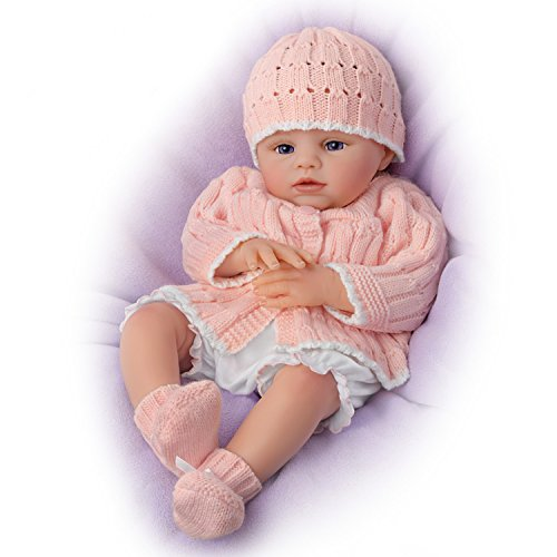 Abby Rose So Truly Real® Award-Winning Lifelike, Realistic Newborn Baby Doll 18-inches by The Ashton-Drake Galleries by The Ashton-Drake Galleries