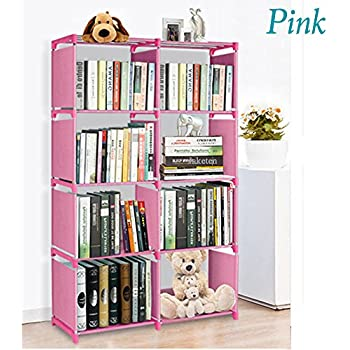 Book Shelf   Office Storage Cabinet Closet With 8 Book Shelves