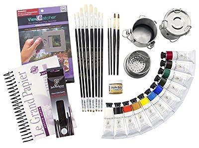 Ryan Brown Oil Paint Workshop