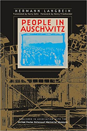 Descargar ebook pdf gratis People in Auschwitz (Published in Association with the United States Holocaust Me) by Hermann Langbein PDF