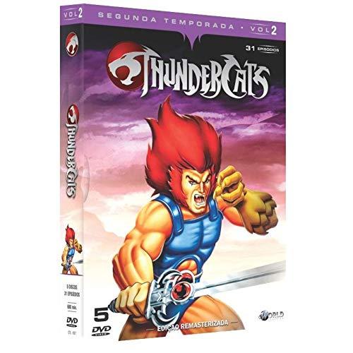 Box Thundercats - 2 Temporada - Vol. 2
