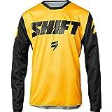 Shift Racing Whit3 Ninety Seven Men's Off-Road Motorcycle Jerseys - Medium/Yellow