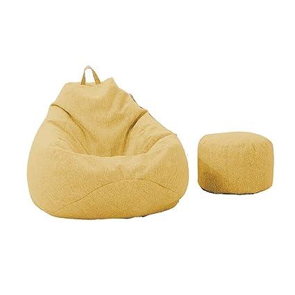 Amazon.com: TYUIO - Saco de sofá de felpa, ultra suave ...