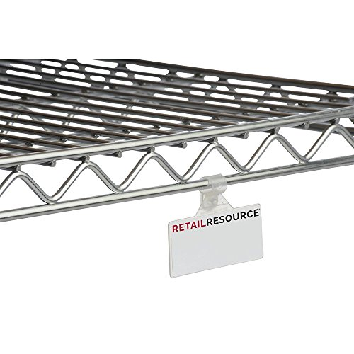wire shelving labels - 9