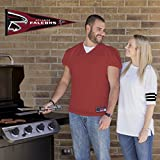 Applied Icon, NFL Atlanta Falcons Outdoor Pennant Decal