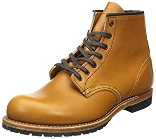 "Red Wing Men's 9013 6"" Beckman Round Boot,Chestnut Featherstone,9.5 D US (B0032UYPFG) 