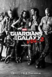 """THE GUARDIANS OF THE GALAXY VOL. 2 - 27""""X40"""" Original Movie Poster One Sheet 2017 Marvel"""