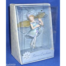 FAERIE CANDESSA Frostlight Fairy 2001 Hallmark Keepsake Ornament