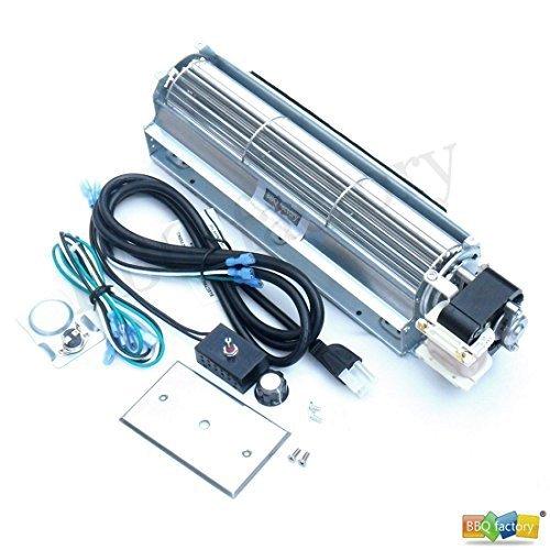 50T GA3650TB GA3700T GA3700TA Fireplace Blower Fan KIT for Desa, FMI, Vanguard, Vexar, Comfort Flame Glow, Rotom (Blower Fan Kit)